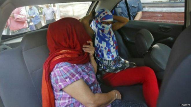 خادمتان تتغتصبان من دبلوماسي سعودي