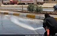 """تنظيم الدولة""""داعش"""": شوارعنا أنظف من شوارع بيروت"""