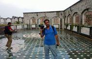 صور من داخل قصر علي عبدالله صالح في تعز بعد الاستيلاء عليه من المقاومة
