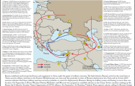 كيف نقلت روسيا جنودها وعتادها الي سوريا بدون ضجة