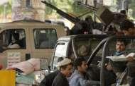 ميليشيات الحوثي تدفع بتعزيزات كبيرة باتجاه تعز