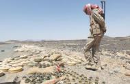 انهيار كبير في صفوف قوات الحوثي وصالح بعد تحرير سد مارب