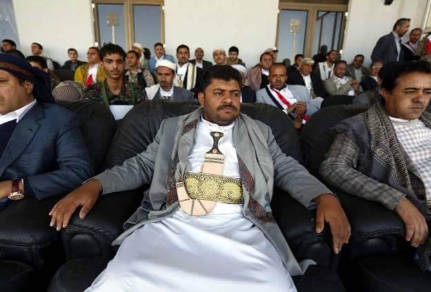 محمد الحوثي رئيس اللجنة الثورية