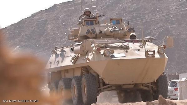 قوات التحالف العربي