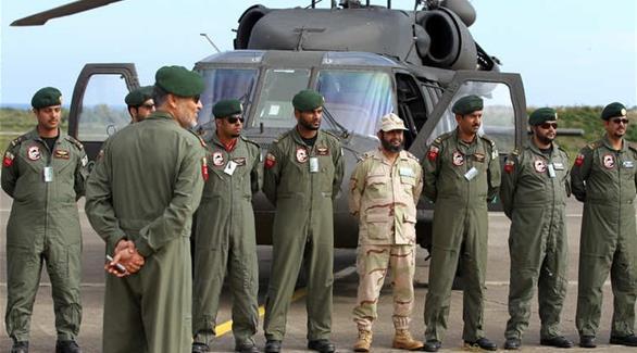 طيران الاباتشي المشارك في العمليات العسكرية في اليمن