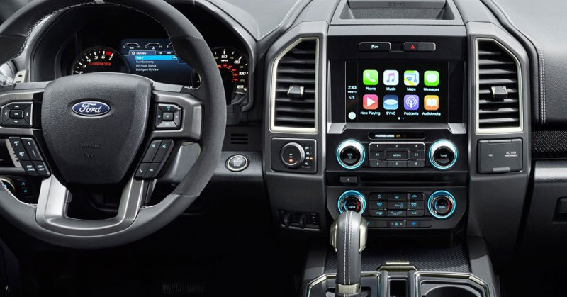 Ford-Carplay