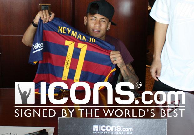 Neymar-Jr-Signing-Session-Icons