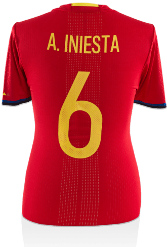 andres-inesta-matchworn-signed-spain-shirt