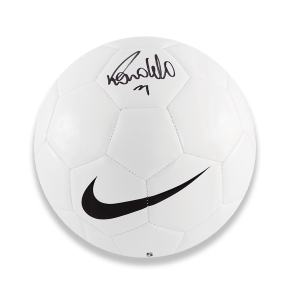 Ronaldo-Signed-Nike-Football