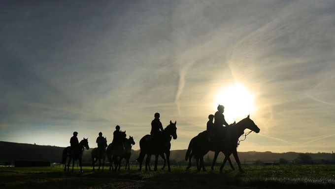 Watch the Cheltenham Festival live on ITV and ITV Hub   ITV News Festival