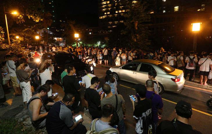 Покемоны парализовали движение транспорта на Тайване