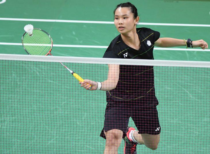Тайваньская бадминтонистка Дай Цзыин заняла первое место в мировом рейтинге