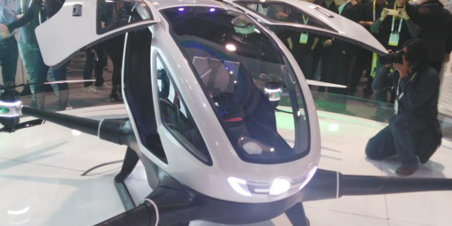 THIS FULLY AUTONOMOUS DROVE TAXI IS YOUR TRAFFIC – JAM DREAM COME TRUE