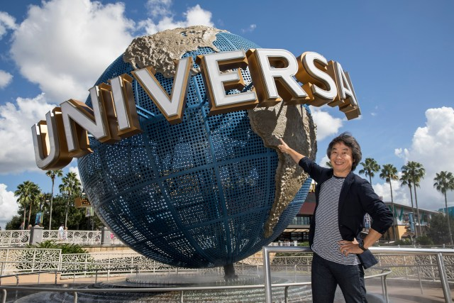CONFIDENTIAL - DO NOT PUT UP ON XDAM Publicity, Shigeru Miyamoto, Universal Creative, Project 273, Super Nintendo World, Universal Studios Japan, USJ, Globe, UOR