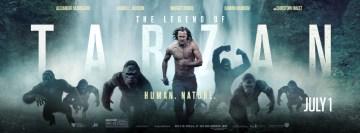 Tarzan Belongs On Screen; IRL Apes Do Not.
