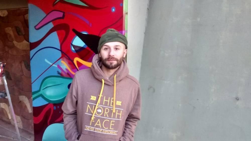 Jolt: Denver artist brings his talent to Boulder