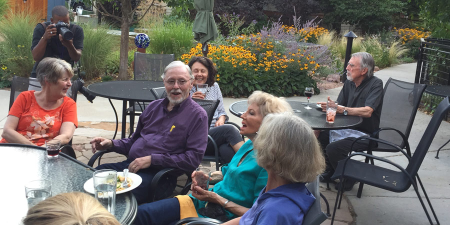 Aging Gratefully: The Power of Community