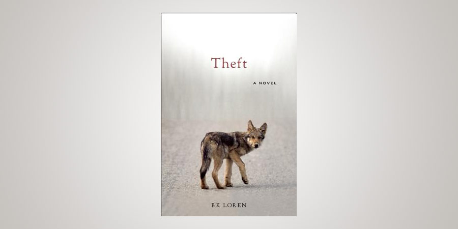 Radio Bookclub:  BK Loren joins us to talk about her latest novel Theft