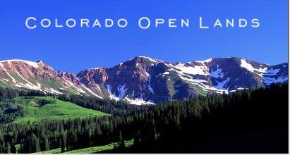 Dot Org: Colorado Open Lands