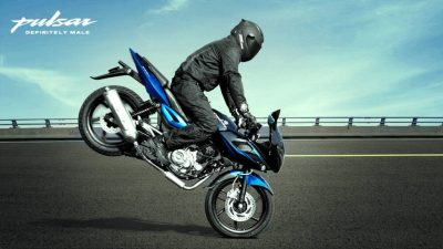 Bajaj Pulsar 220F Colors Available In India - Maxabout News
