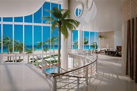Ritz-Carlton Sunny Isles - inside