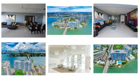 Venetian Islands Condos for Sale - 3 ISLAND AV # 12J