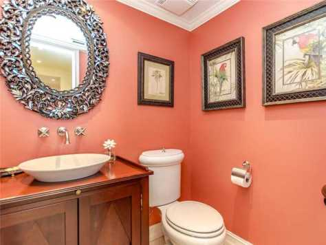 Guest Bathroom Bal Harbour condo for sale