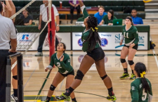 Phins Volleyball star M'Kailah Redden Commits to Warner Pacific