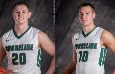 Men's Basketball players Kelley and Smarr receive Academic Honors