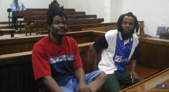 Francis Phillip and Kim John have pleaded guilty to Manslaughter.