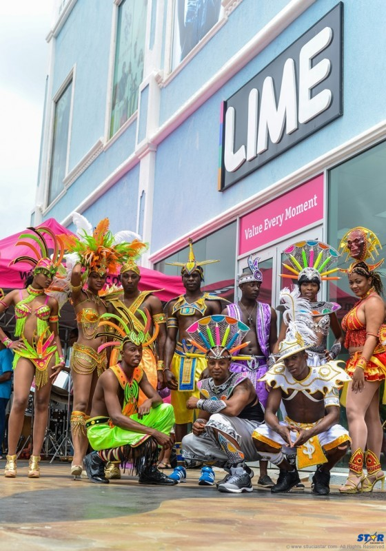 Lime has unveiled an impressive sponsorship package for this year's carnival.