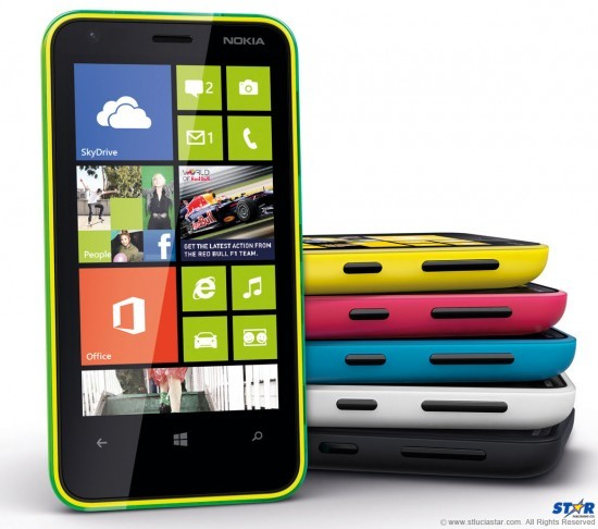 Nokia Lumia 620, now available from LIME!