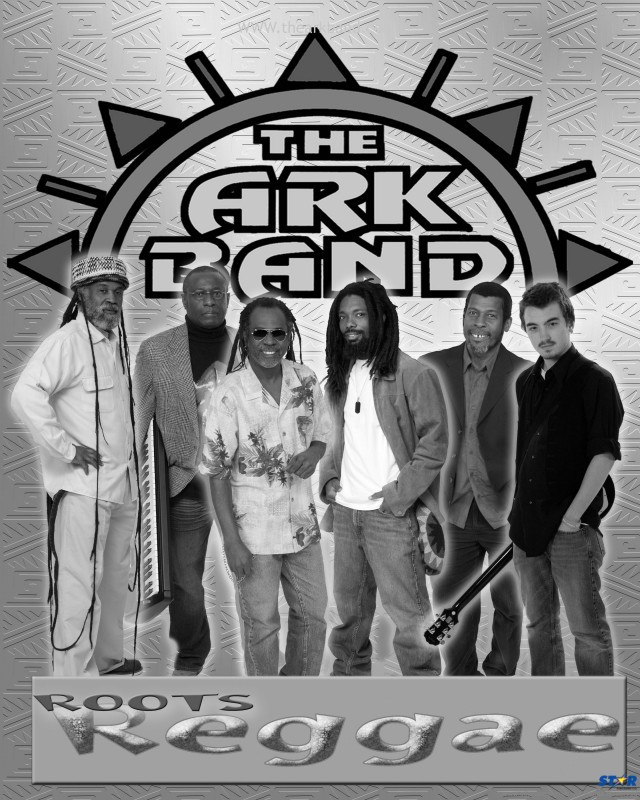 US based The Ark Band from St Lucia is here.