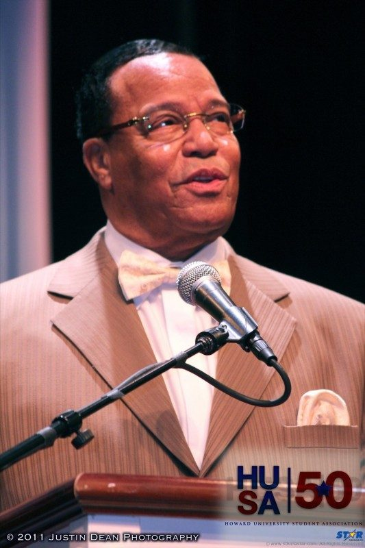 Minister Louis Farrakhan: Does he know the secret to resolving what's killing Saint Lucia?