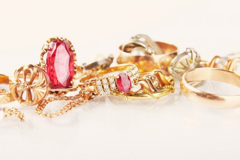Ruby Rings for 40th Anniversaries