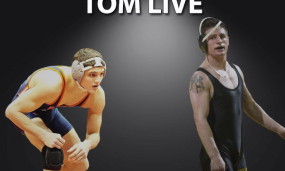 Live College Wrestling Blog Iowa vs Illinois