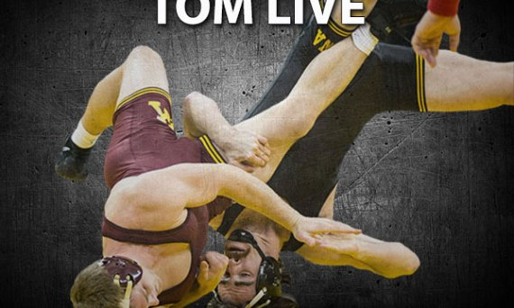 TOM Live College Wrestling