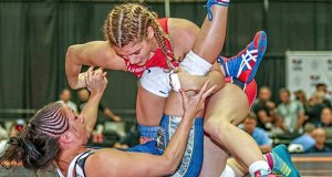 USA-Wrestling - John Sachs photo