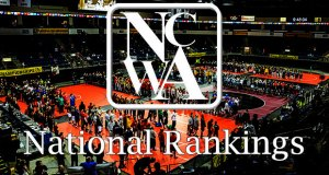NCWA Wrestling Rankings