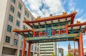 Publix Hotel, Seattle, Spectrum Development Solutions, Uwajimaya, Chinatown Gate, Chinatown International District