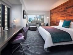 W Hotels Worldwide Starwood Hotels Seattle Krause + Sawyer Emerald City Pacific Northwest