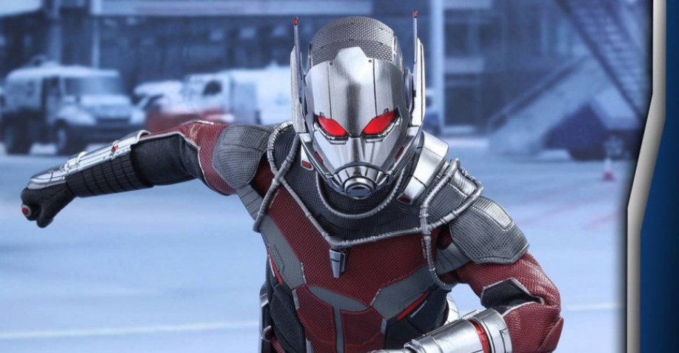 Ant Man - Captain America Civil War