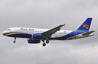 طائرة طيران النيل