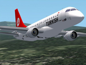 الخطوط التركية تطلب زيادة رحلاتها إلى مصر