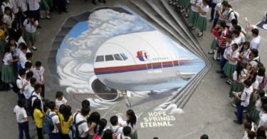 أمل في إيجاد الطائرة الماليزية