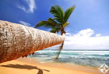 الأماكن السياحية في سريلانكا