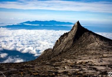 جبل كوتاكينابالو ، صباح في ماليزيا