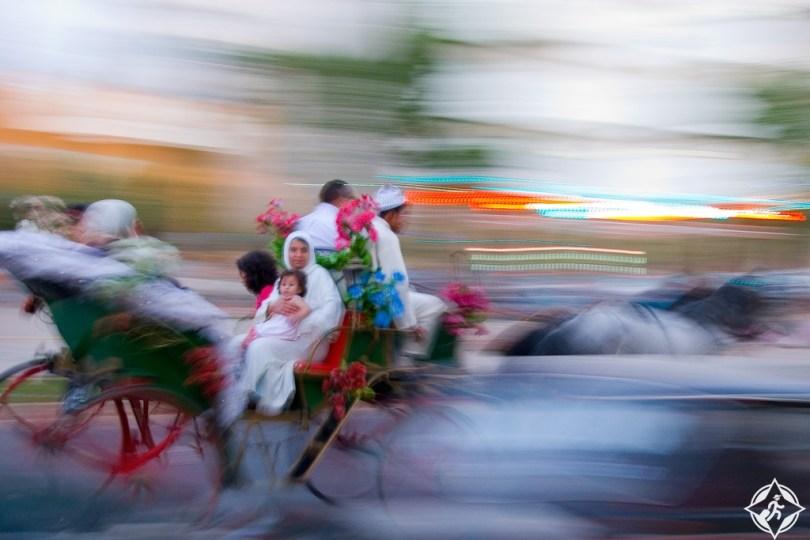 الحياة في المغرب