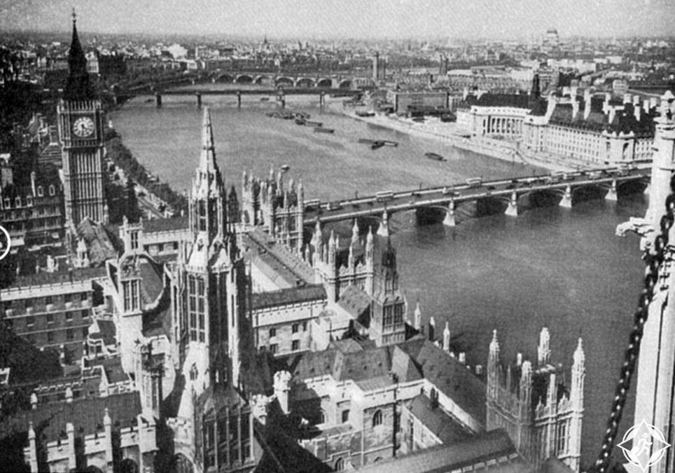 بالصور.. شاهد كيف كانت المدن الكبرى قبل 100 عام