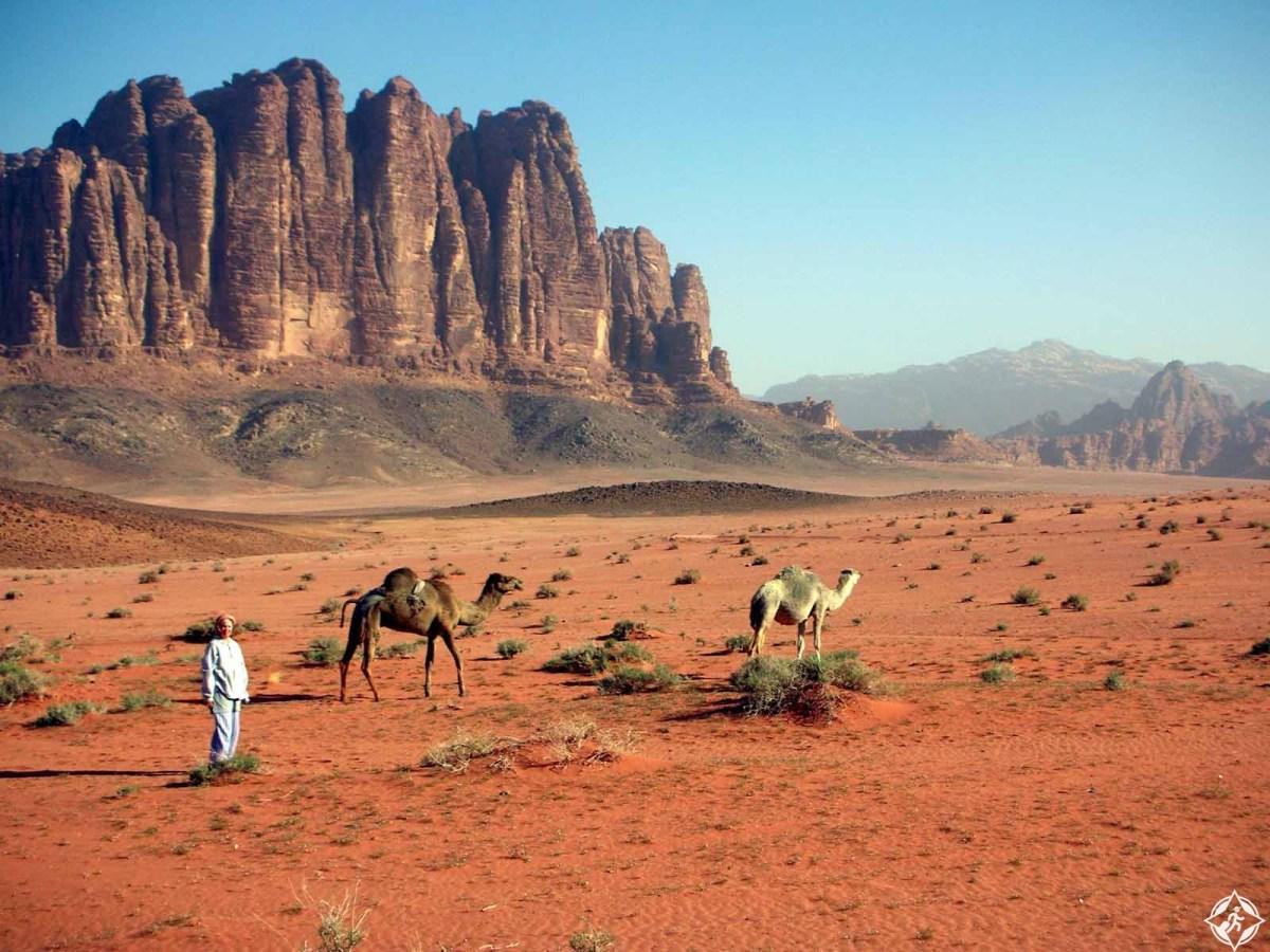 أفضل 10 أشياء يمكنك القيام بها في الأردن